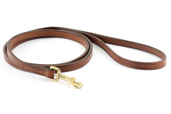 Guinzaglio da 150 cm taglia S largo 12 mm adatto a cani di taglia piccola.